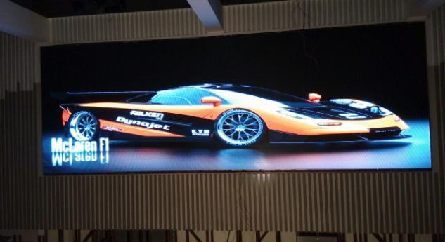 LED显示屏案例—昌都规划馆项目