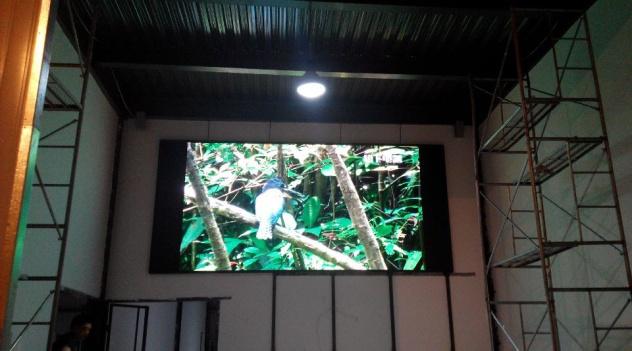 LED显示屏案例—万博体育下载联腾动力